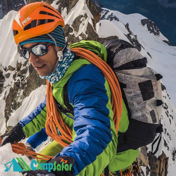 عینک کوهنوردی Julbo Explorer در کوه