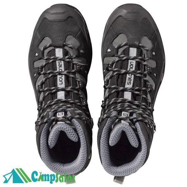 کفش کوهنوردی سالامون Quest 4D 2 GTX مشکی از بالا