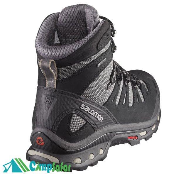 کفش کوهنوردی سالامون Quest 4D 2 GTX مشکی از پشت