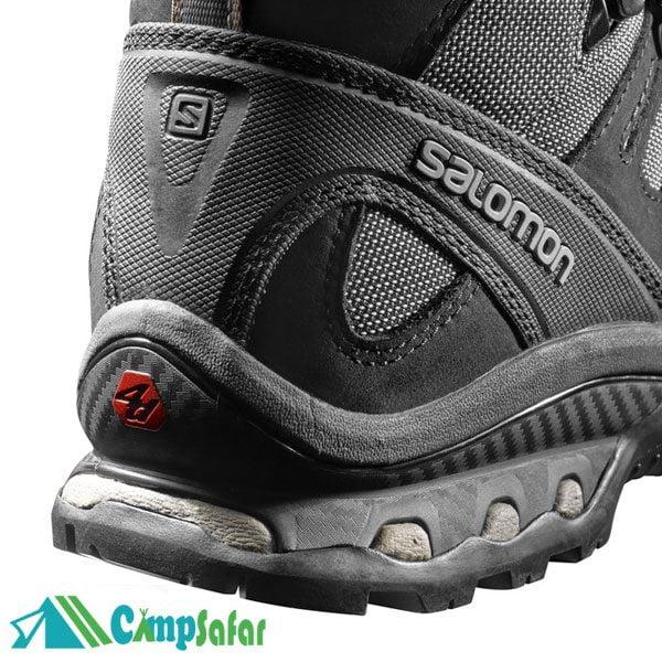 کفش کوهنوردی سالامون Quest 4D 2 GTX مشکی از پاشنه