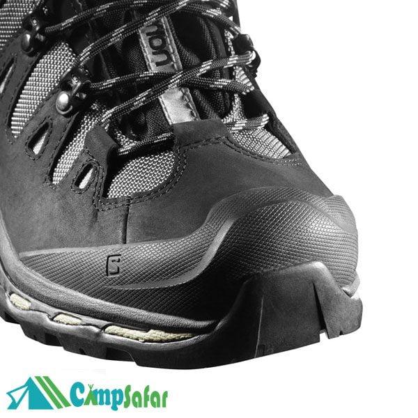 کفش کوهنوردی سالامون Quest 4D 2 GTX مشکی از رو به رو