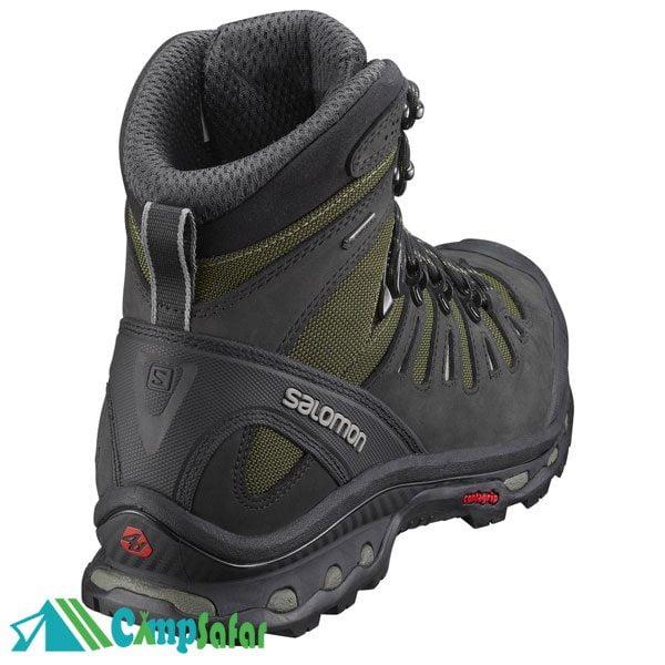 کفش کوهنوردی سالامون Quest 4D 2 GTX سبز از پشت