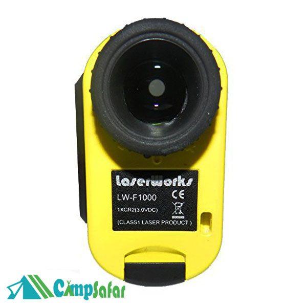 لنز چشمی فاصله یاب لیزر ورک LW-G600 6x21