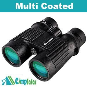 پوشش لنز Multi Coated دوربین دوچشمی