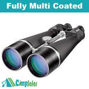 پوشش لنز Fully Multi Coated دوربین دوچشمی