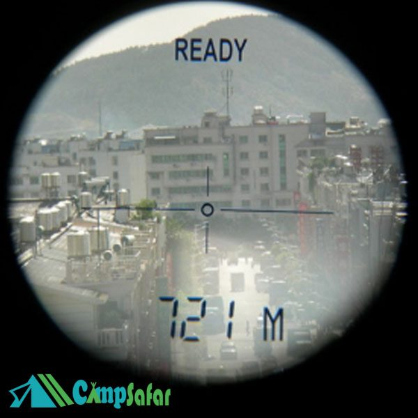 اندازه گیری فاصله با فاصله یاب بوشنل 25x10