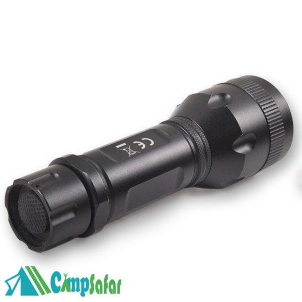 دکمه سوئیچ چراغ قوه تکساس Rrebellight X200