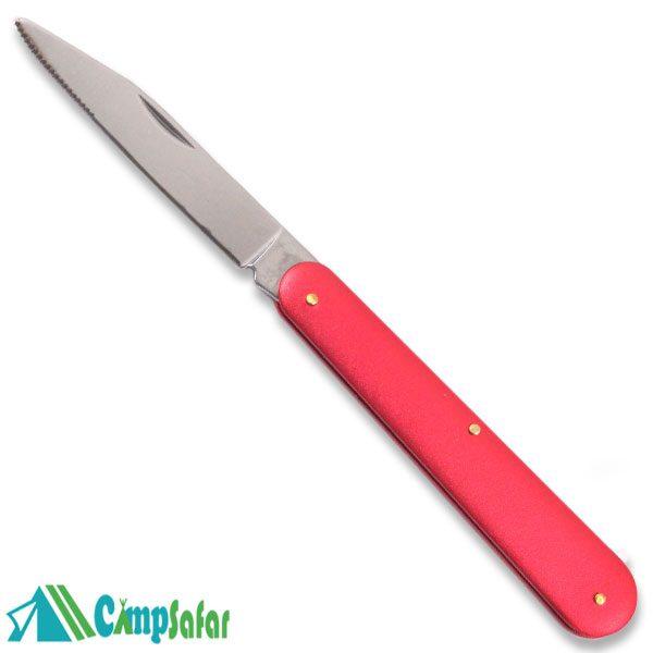 ست قاشق و چنگال و چاقو مسافرتی