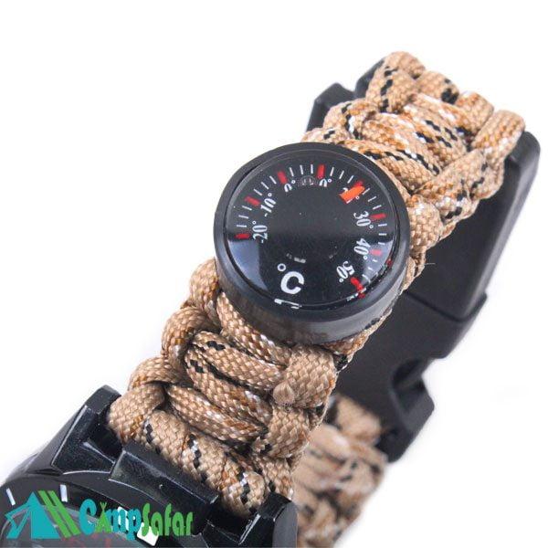 دما سنج ساعت کوهنوردی پاراکورد 6 کاره