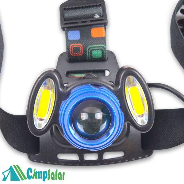LED چراغ پیشانی Hands Free