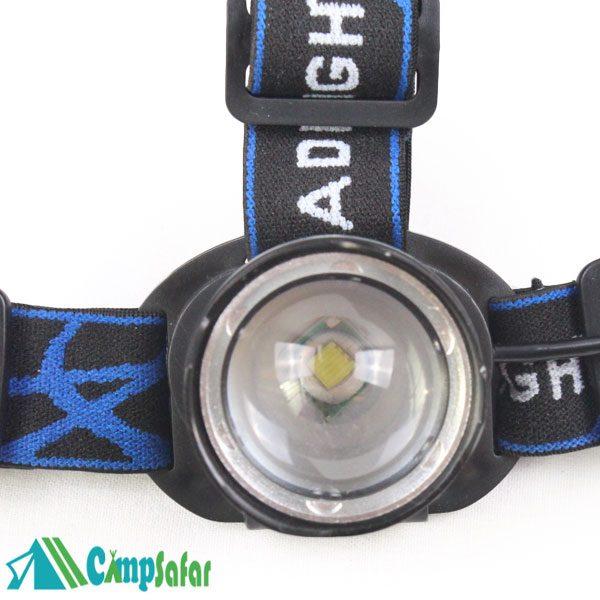 لامپ cree LED چراغ پیشانی polas