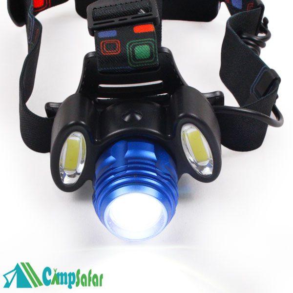 روشنایی LED چراغ پیشانی Hands Free