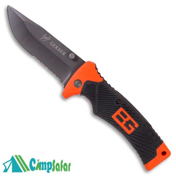 چاقو جیبی گربر Bear Grylls 31 تاشو