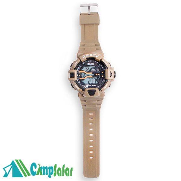 ساعت کوهنوردی Casio G-Shock ضد ضربه