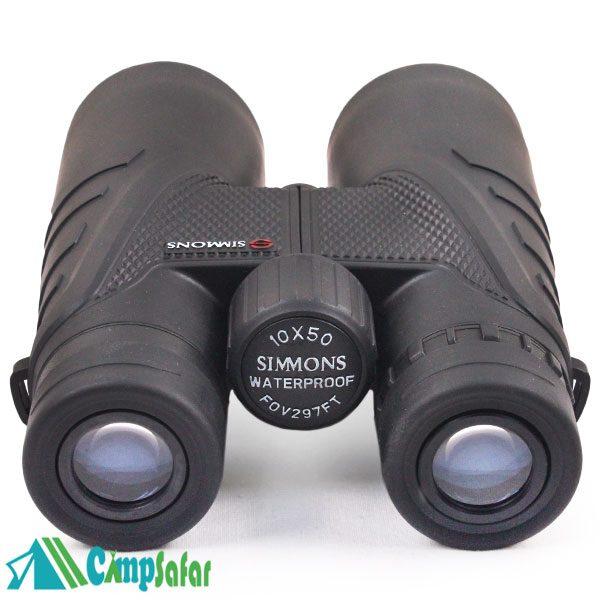 دوربین دوچشمی شکاری Simmons 10x50