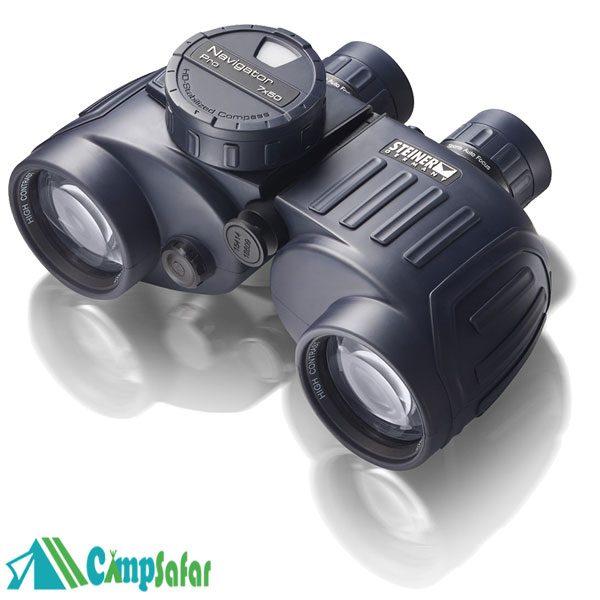 دوربین دوچشمی شکاری اشتاینر 50x7 نویگیتور