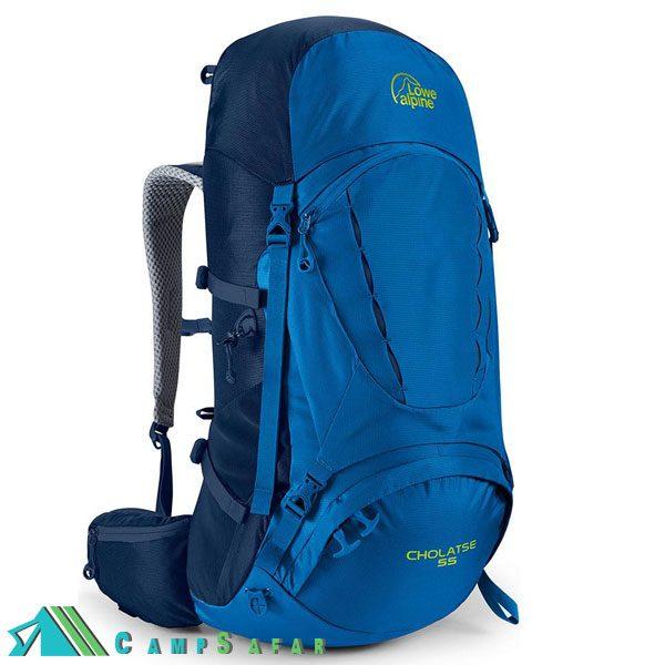 کوله پشتی کوهنوردی Lowe Alpine Cholatse 55