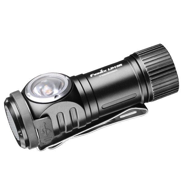 چراغ قوه فنیکس LD15R Right Angle جیبی