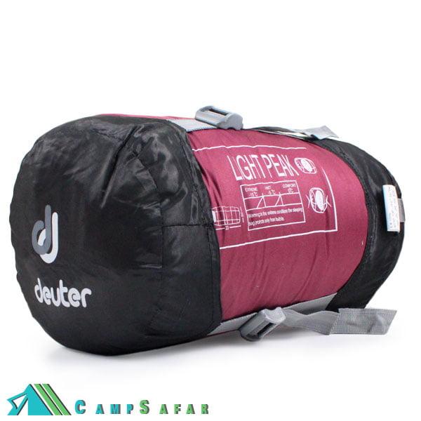 کیسه خواب کوهنوردی طرح دیوتر مدل Light Peak