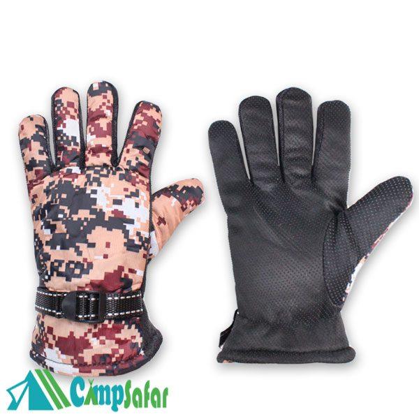 دستکش کمپینگ زمستانی Pixel کوهنوردی و شکار
