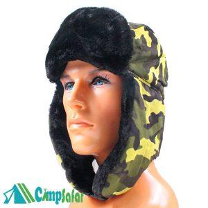 کلاه کوهنوردی خلبانی Army زمستانی