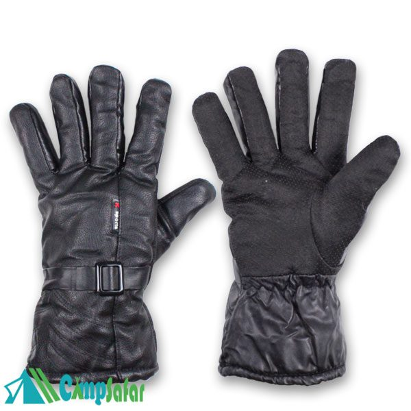 دستکش کمپینگ K-Sport چرم کوهنوردیدستکش کمپینگ K-Sport چرم کوهنوردی