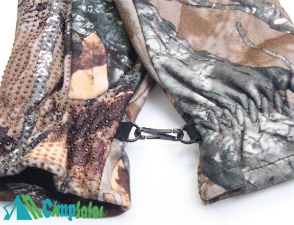 دستکش استتار کمپ و شکار Puissant
