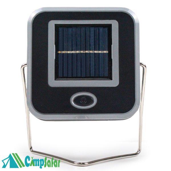 چراغ قوه کمپینگ خورشیدی Hengtuge