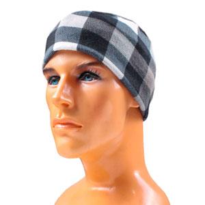 کلاه زمستانی Chequered کوهنوردی