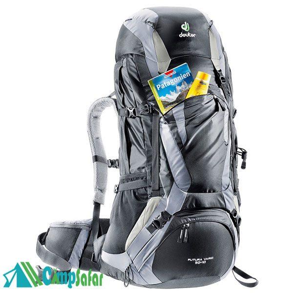 کوله پشتی کوهنوردی دیوتر Futura Vario 50+10