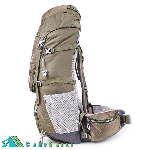کوله پشتی کوهنوردی Aione 55+5 طبیعت گردی