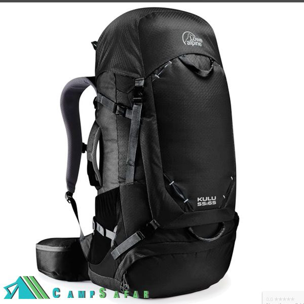 کوله پشتی مسافرتی Lowe Alpine Kulu 55-65 کوهنوردی