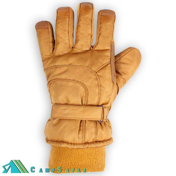 دستکش دوپوش کوهنوردی Deltaforce