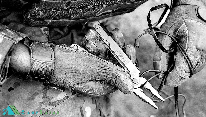 ابزار چند کاره گربر Multi Plier انبر دست gerber