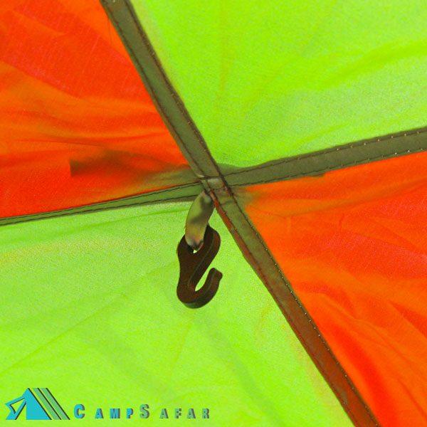 چادر مسافرتی اتومات Yibi Huwai شش نفره