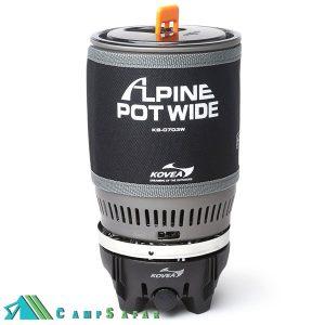 اجاق سفری Kovea Alpine Pot Wide کوهنوردی