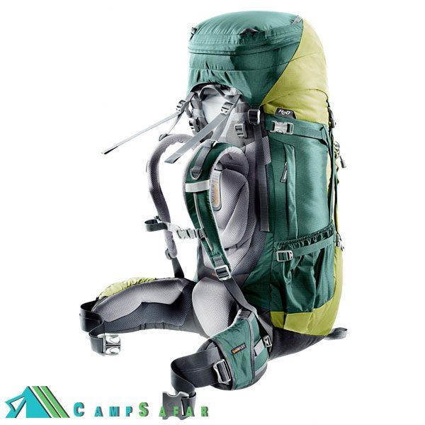 کوله پشتی کوهنوردی دیوتر Aircontact 45+10