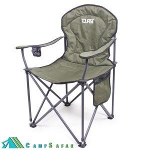 صندلی تاشو کمپینگ Tourist مسافرتی سبز