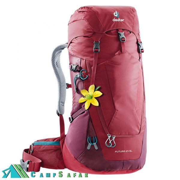 کوله پشتی کوهنوردی دیوتر FUTURA 24 SL فیوچرا زنانه