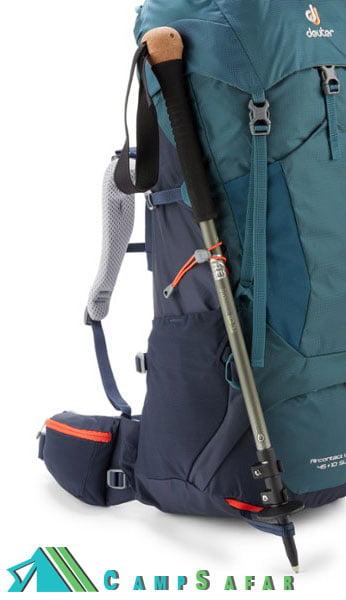 کوله پشتی کوهنوردی دیوتر Aircontact Lite 45+10 SL