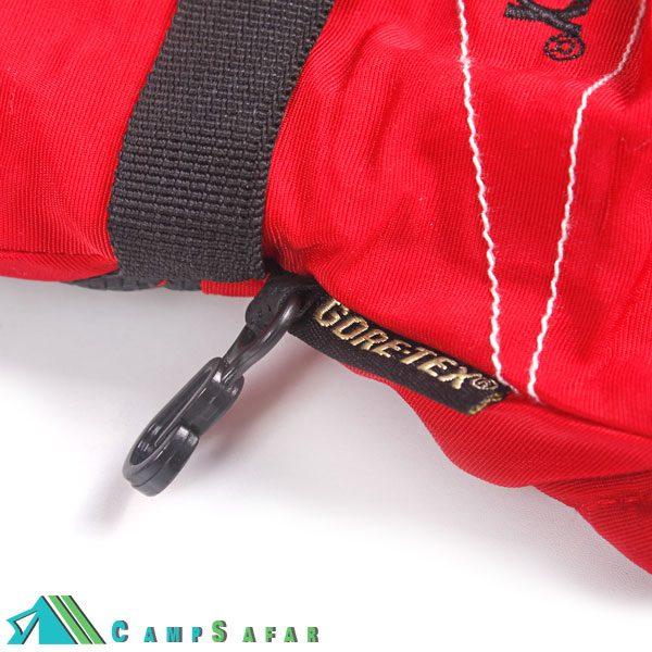 دستکش دوپوش کوهنوردی مدل NorthFace نورث فیس