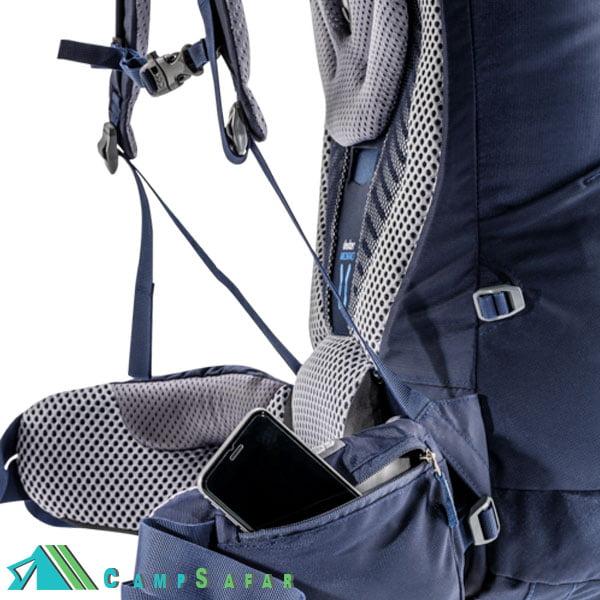 کوله پشتی کوهنوردی دیوتر مدل ایرکانتکت 10+65