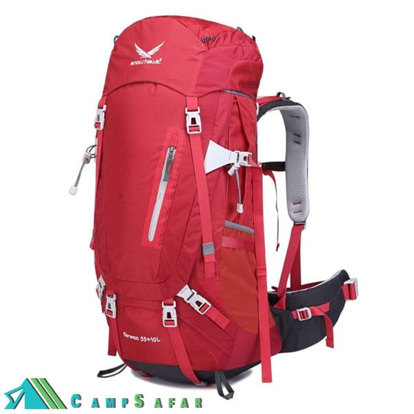 کوله پشتی کوهنوردی اسنوهاوک Sirwan 55+10L