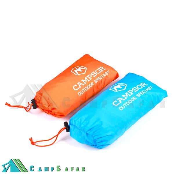 پانچو کوهنوردی آستین دار Campsor
