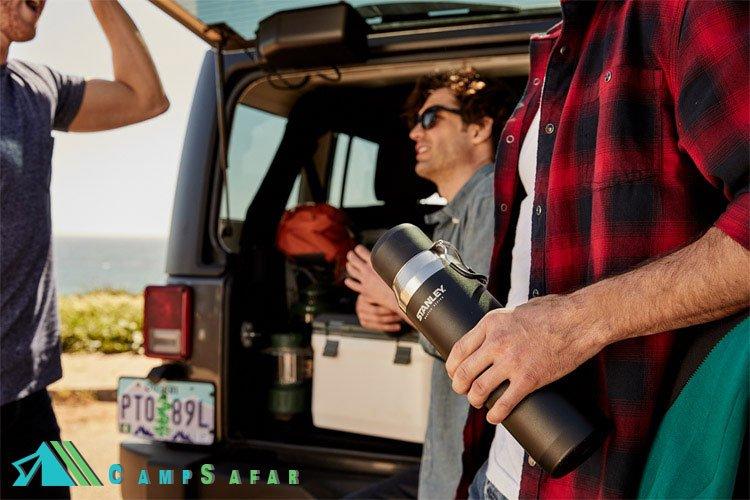فلاسک کوهنوردی استنلی Water Bottle 0.65L
