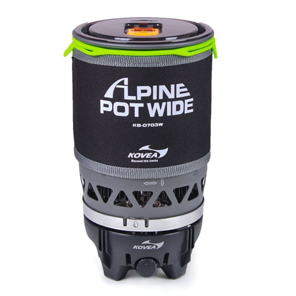 اجاق سفری کووآ Alpine Pot Wide