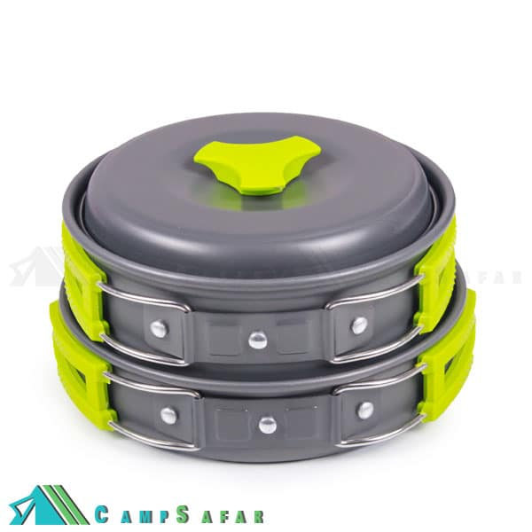 ظروف غذاخوری کوهنوردی Cooking Set مدل DS200