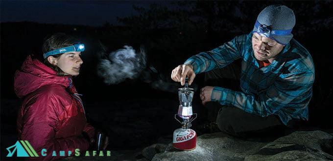 چراغ پیشانی پتزل مدل Tikka
