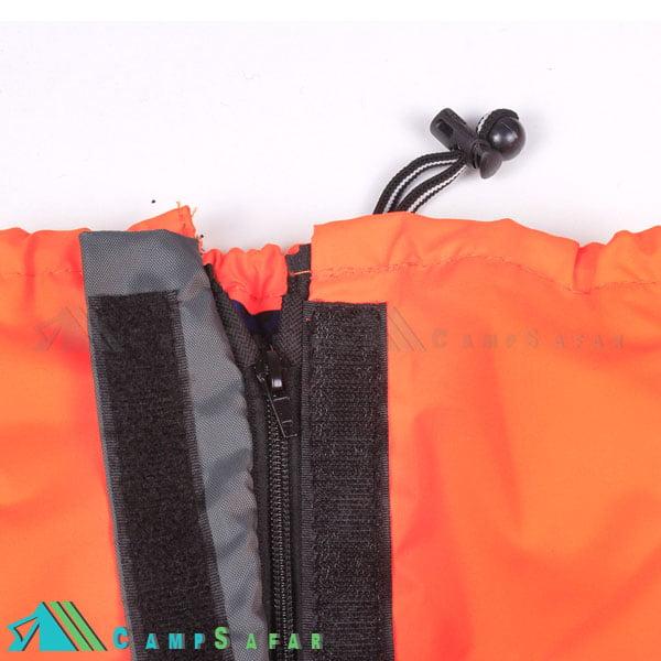 گتر کوهنوردی طرح میلت مدل N23
