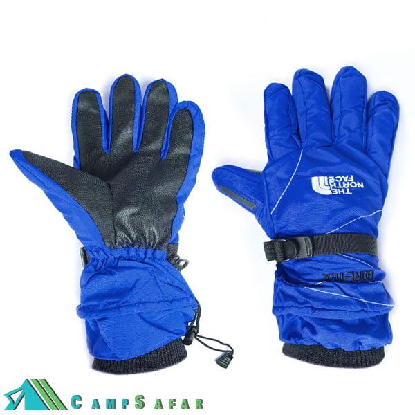 دستکش دوپوش کوهنوردی مدل NorthFace